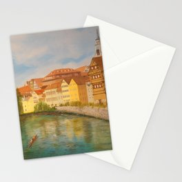 Tubingen, Germany Stationery Cards