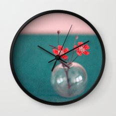 sweet I Wall Clock