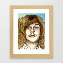 Mr. Anderson Framed Art Print