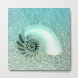 From the Bottom of the Sea Metal Print