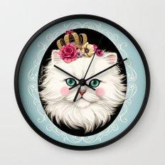 Cat Series I Wall Clock