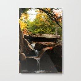 DIANAS BATHS Metal Print
