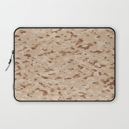 Camouflage: Arid Desert IV Laptop Sleeve