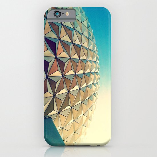 Epcot iPhone & iPod Case