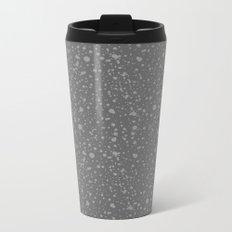 Trail Status / Stone Grey Metal Travel Mug