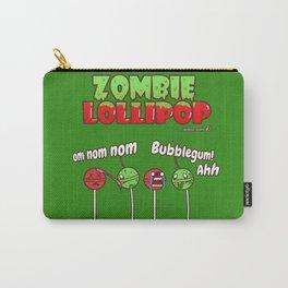 Zombie Lollipop Carry-All Pouch