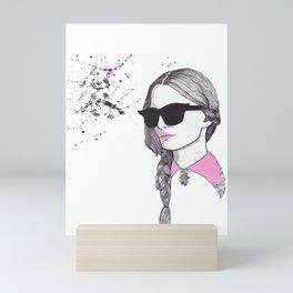 Shades Mini Art Print