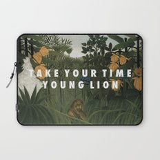Weekend of the Lion Laptop Sleeve