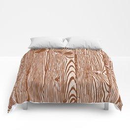 c13D Woodgrain Comforters