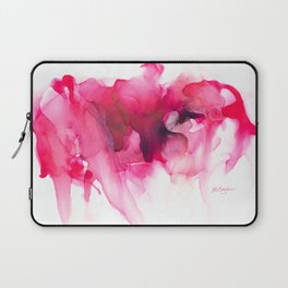 When The Heart Bleeds Laptop Sleeve