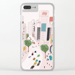 Shibuya 109 Clear iPhone Case