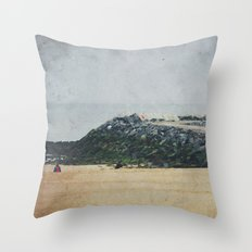 Oostende Throw Pillow