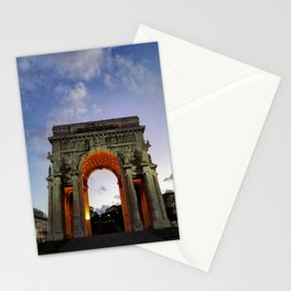 Victory Arch - Genoa Stationery Cards