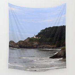 Heceta Head Lighthouse Wall Tapestry