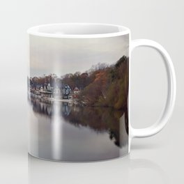 Boat House Row, Philadelphia Coffee Mug