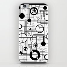 Phil Coulsons Carvings iPhone & iPod Skin