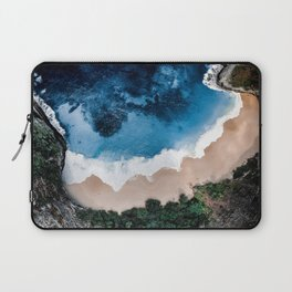 Beautiful beach Laptop Sleeve