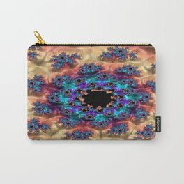 Boy of Destiny Fractal - Abstract Art Carry-All Pouch