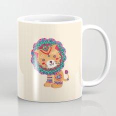 The Little King of the Jungle Mug