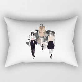 Fashionary 4 Rectangular Pillow