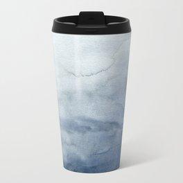 Abstract Indigo No. 2 Travel Mug