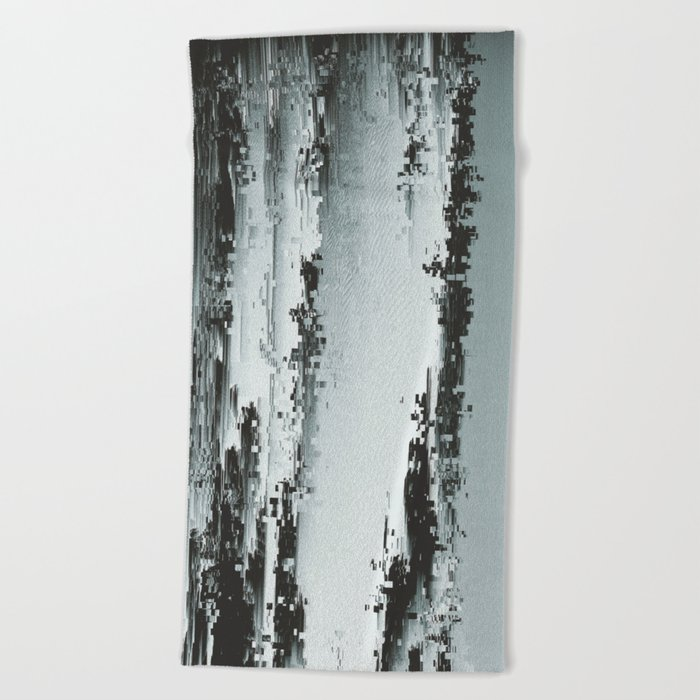 Silver Deposits Beach Towel
