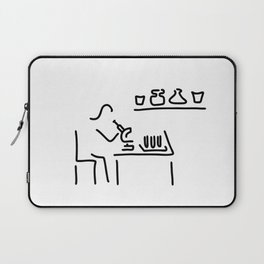 laboratory assistant lab Laptop Sleeve