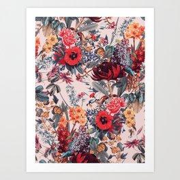 Magical Garden VIII Art Print