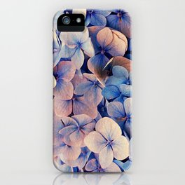 Blue Dreams iPhone Case