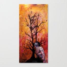 Resurrection of Michael Canvas Print