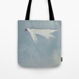 Afloat (Water Woman X) Tote Bag
