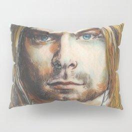 Nirvana / Kurt Cobein - by Fanitsa Petrou Pillow Sham