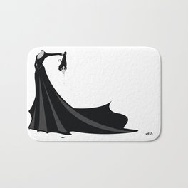 Béatrice Beheaded Bath Mat