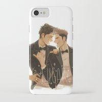snk iPhone & iPod Cases featuring sugar by JohannaTheMad