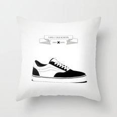 URBAN SHOES // 01 Throw Pillow