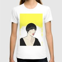 karen hallion T-shirts featuring Karen Ooo by Nicky Phillips