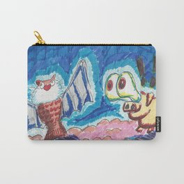 If WHAT Could Fly? Carry-All Pouch