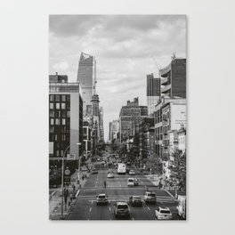 Highline View II Canvas Print