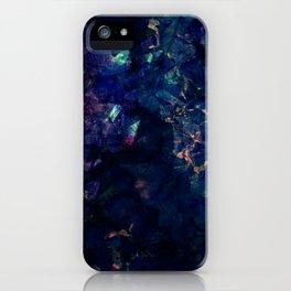 Fallign Colors iPhone Case