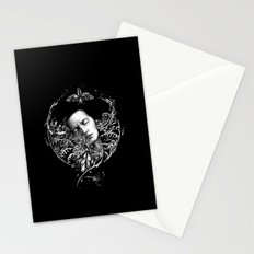 Allegory. Night. Stationery Cards