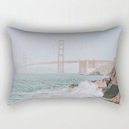 san francisco ii / california Rectangular Pillow