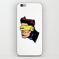 xmen iPhone & iPod Skins featuring x3 by jason st paul