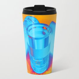 Pop Art Camera Lenses Travel Mug