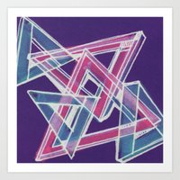 fractal Art Prints featuring Fractal by Eidograph