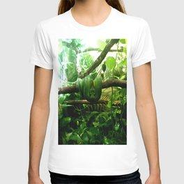 //greens T-shirt