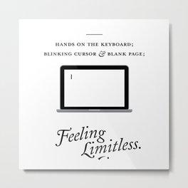Limitless Metal Print