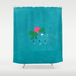 002 ivsr Shower Curtain