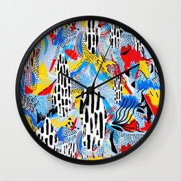 NEW TRIBE 2 Wall Clock