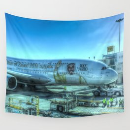 Emirates Airbus A380-800 Wall Tapestry