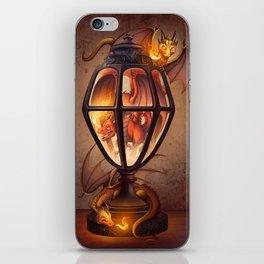 The Dragon Lantern iPhone Skin
